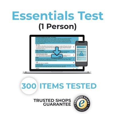 essentials 1 400x400 - Bioresonance Intolerance Tests