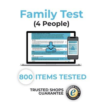 family 3 400x400 - Bioresonance Intolerance Tests