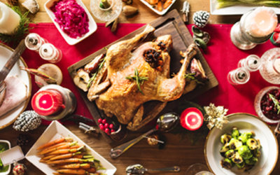 Surviving Christmas with a Food Intolerance