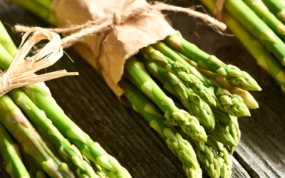 Fruit and Vegetables in Season for Spring