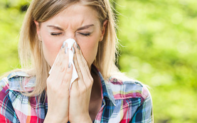 Dealing with your pollen allergy