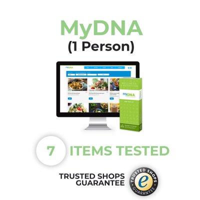 mydna 400x400 - DNA Fitness, Nutrition & Caffeine Tests