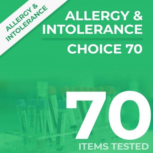 choice70 1 510x510 - Choice 70 Allergy & Intolerance Test