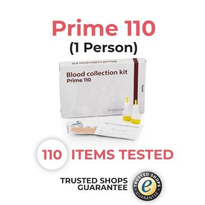 prime110 1 400x400 - Prime 110 Allergy & Intolerance Test