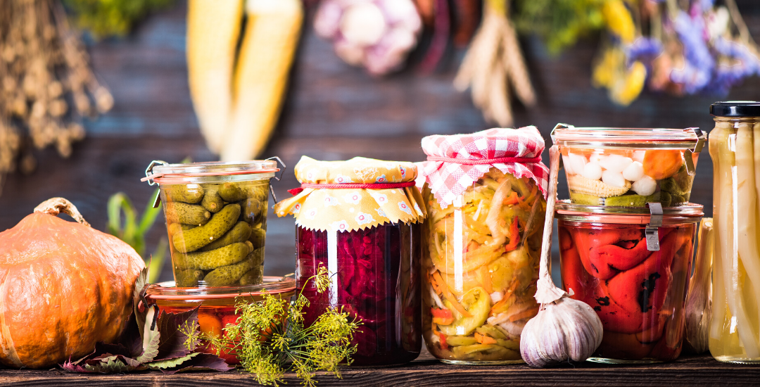 Fermenting Vegetables and Getting Gut-Healing Probiotics