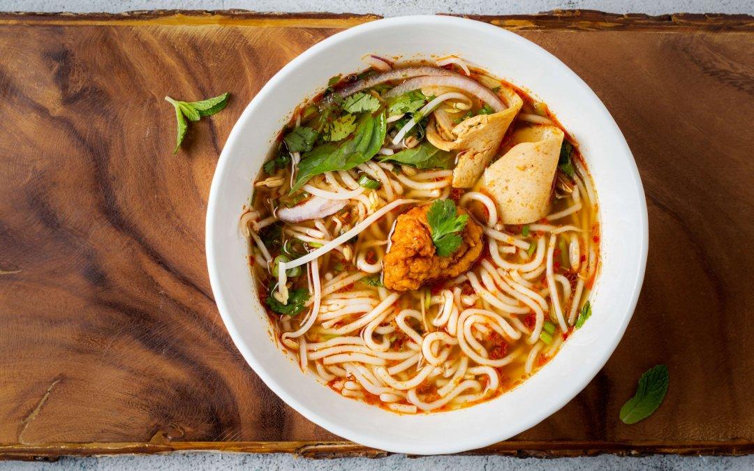 Allergy-Free Noodle Soup
