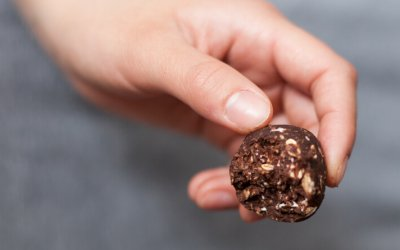 Allergen-Free Protein Balls