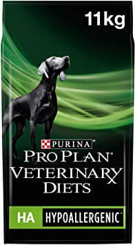 PRO PLAN VETERINARY DIETS Canine HA Hypoallergenic Dry Dog Food 11kg - Home-Made Allergy-Friendly Pet Food
