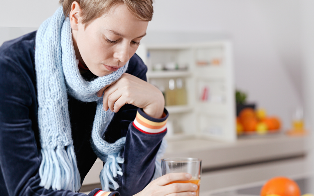 Why you might be feeling under the weather this winter