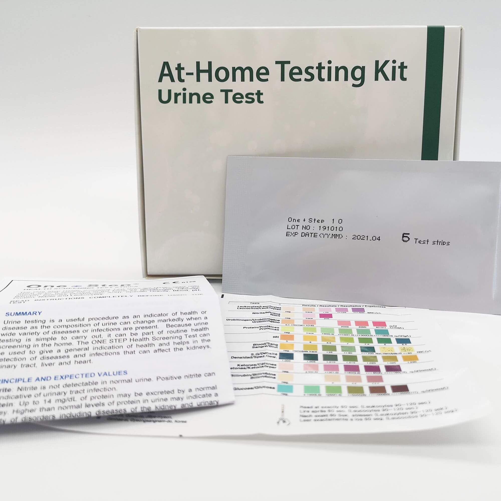 Home Urine Health Test | Liver Function Test | Test Your ...