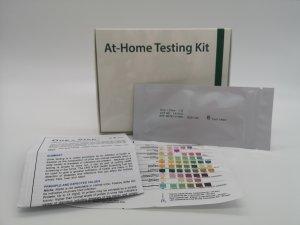 Urine test kit