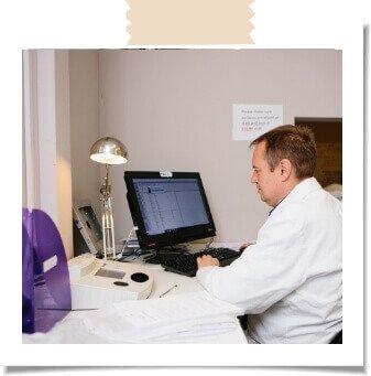 Intolerance tests Hair test - Bioresonance Intolerance Tests