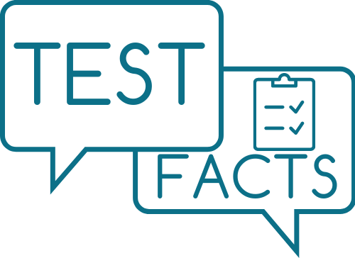 testfacts blue - Test Facts